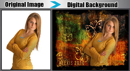 Digital Background Secrets